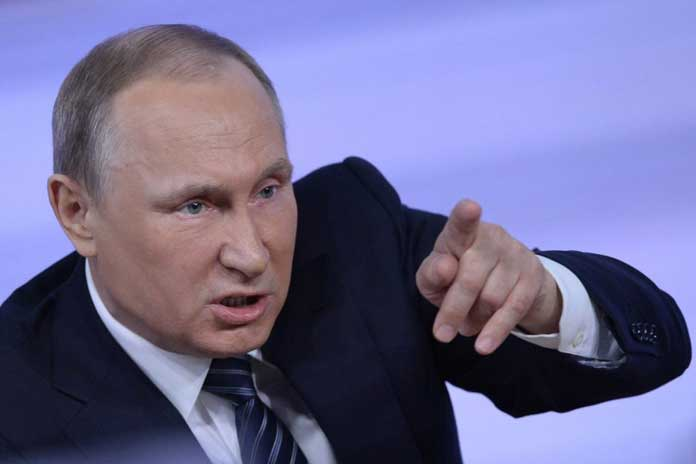 Vladimir Putin, ATAC direct la adresa României! Este pregătit să lovească țara noastră cu rachete, oficial!