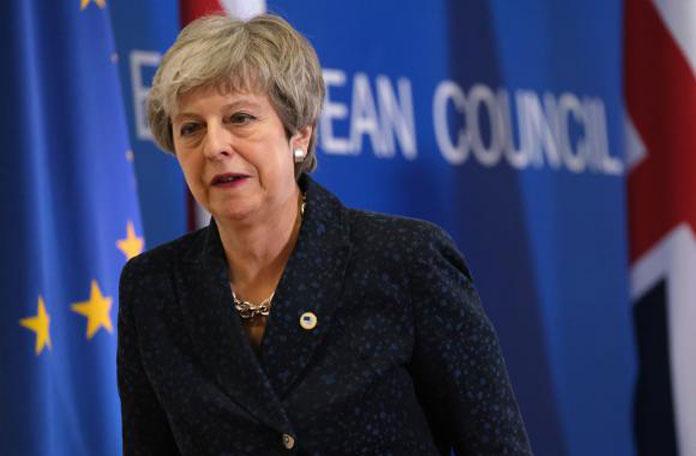 """Toate cele opt """"alternative"""" la Brexit au fost respinse în Camera Comunelor"""