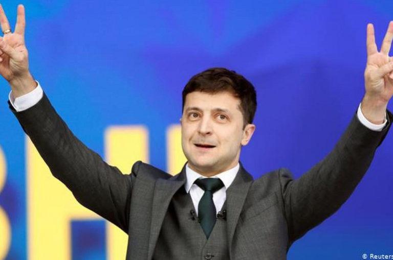 Miza victoriei lui Volodimir Zelenski pentru România